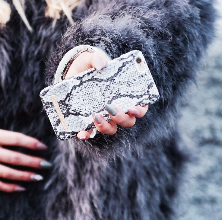 @linneaekelundd with Python Case for iPhone 6. Fashion Collection iDeal Of sweden