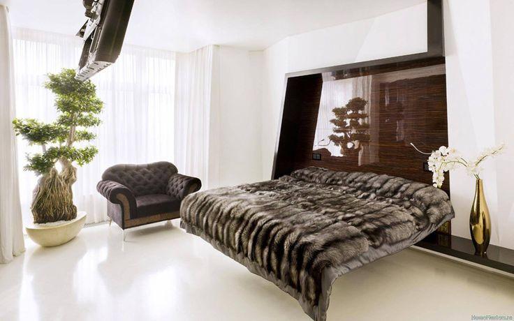 Школа ремонта  интерьеров спальни