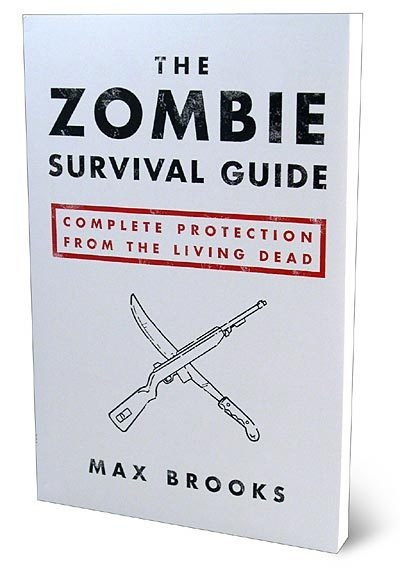 Max Brooks is hilarious. Should there ever be a zombie apocolypse, this book has some useful tips. ;-P But if you don't believe the world will end in zombies, it's still quite the entertaining read.