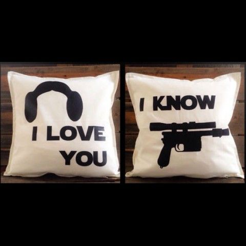 I Love You I Know Throw Pillows!