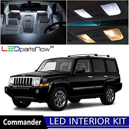 All Jeep Commander Parts