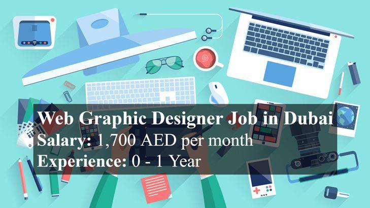 Web Graphic Designer Job In Dubai Graphic Designer Job Dubai Job