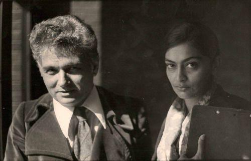 Jaques Derrida & Gayatri Spivak