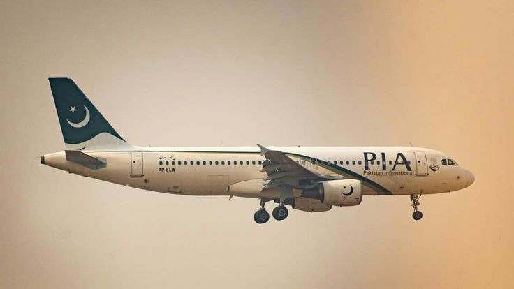 Pakistan International Airlines Airbus A320-200