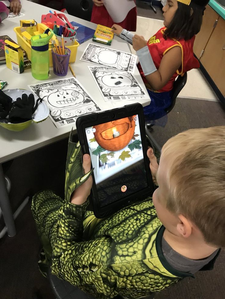 """Miss O'Hearn 1B on Twitter: """"we used the quiver app to bring our pumpkins to life! https://t.co/7YNWTOCdPC"""""""
