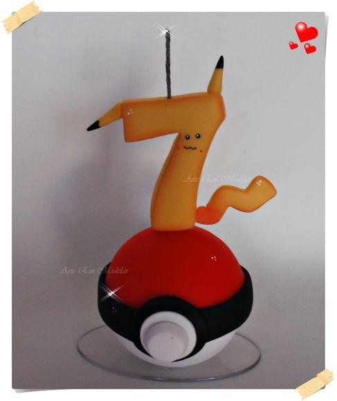 Vela Pokemon                                                                                                                                                                                 Mais