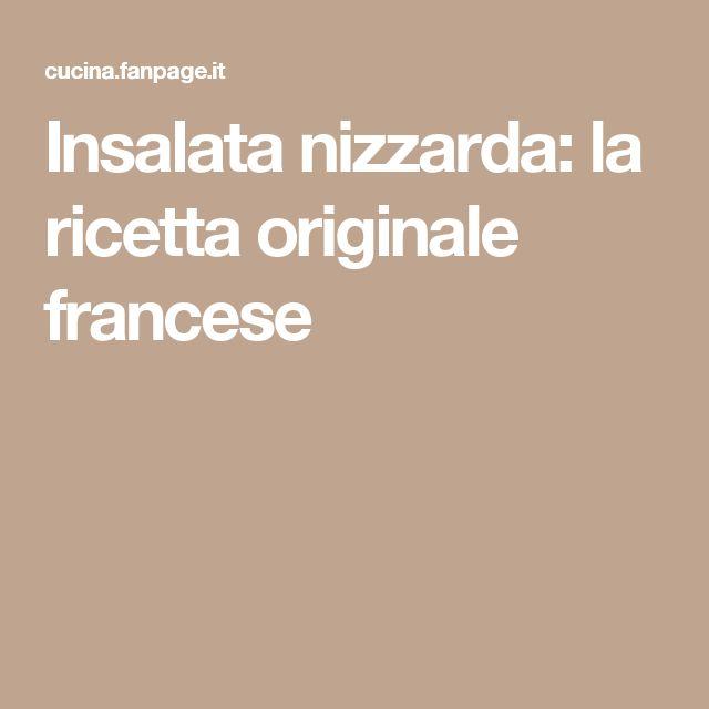 Insalata nizzarda: la ricetta originale francese