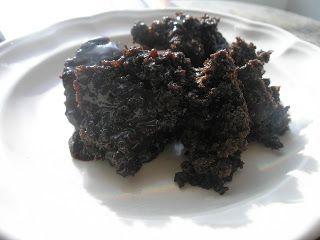 My Catholic Kitchen » Crockpot Chocolate Dump Cake