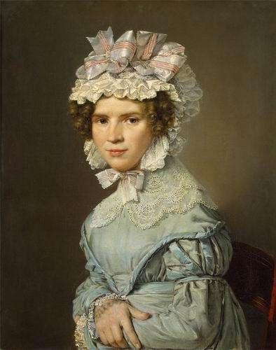 Платье из коллекции Эрмитажа, начало 20-х годов. Точный год не указан, но я бы отнесла его к 1824.