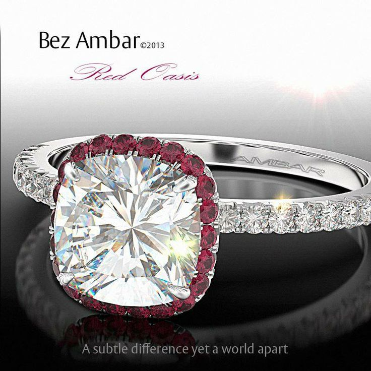 Ruby And Diamond Wedding Bands