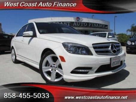San diego used cars for sale 2011 mercedes benz c300 for Used mercedes benz san diego