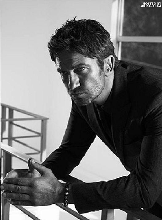 Bad, brooding and a little bit beautiful... My hero, Connor McCoy #Hot #Cosmo #romance #GerardButler