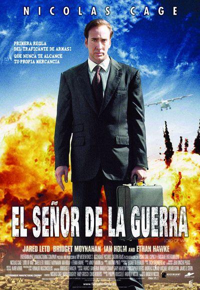 El señor de la guerra (2005) EEUU. Dir: Andrew Niccol. Thriller. Drama. Sátira. Mafia. Cine social. Anos 80 - DVD CINE 1479