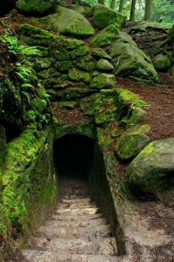 Man Caves Ireland : Best caves tunnels images on pinterest