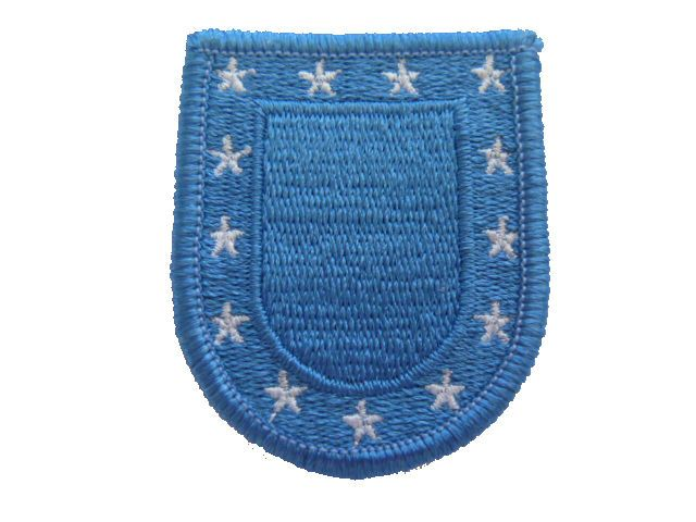 US Army Beret Flash - party favour or game prize