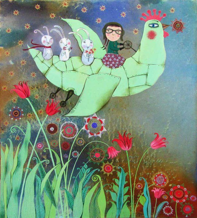 "Anna Silivonchik ""Flight weather"" «Рейс Погода» 2010."