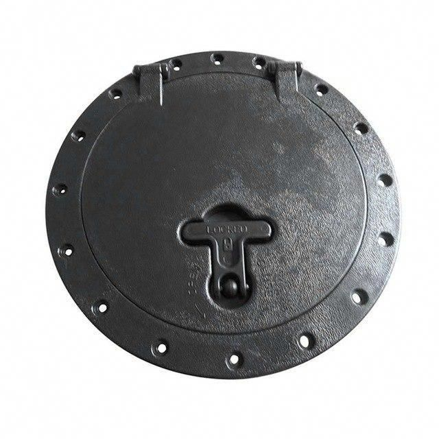 8 Inch Deck Plate Kayak Accessories Round Hatch Cover Marine Outdoor Boat Canoeing Default Title Kayakaccesso Kayak Accessories Hatch Cover Survival Equipment