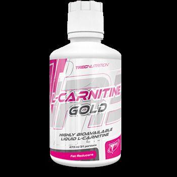 L-CARNITINE GOLD: Skoncentrowana L-Karnityna w płynie 1500 mg/porcję   Skoncentrowana L-Karnityna w płynie Łatwa redukcja zapasów tłuszczu 1500 mg czystej L-Karnityny w porcji