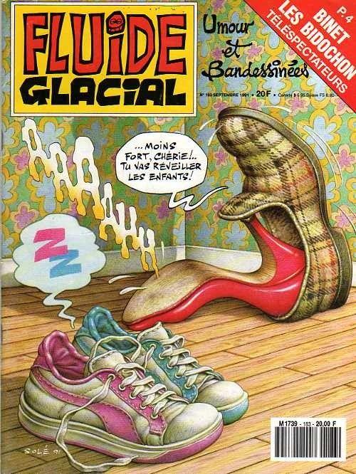 Fluide Glacial - Septembre 1991