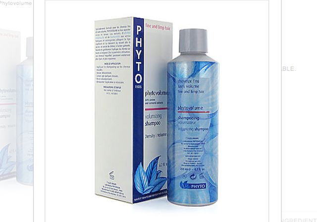 Flat Hair? I've Found the Best Products for Fine Hair: Danilo's Favorite Shampoo: Phyto Volumizing Shampoo