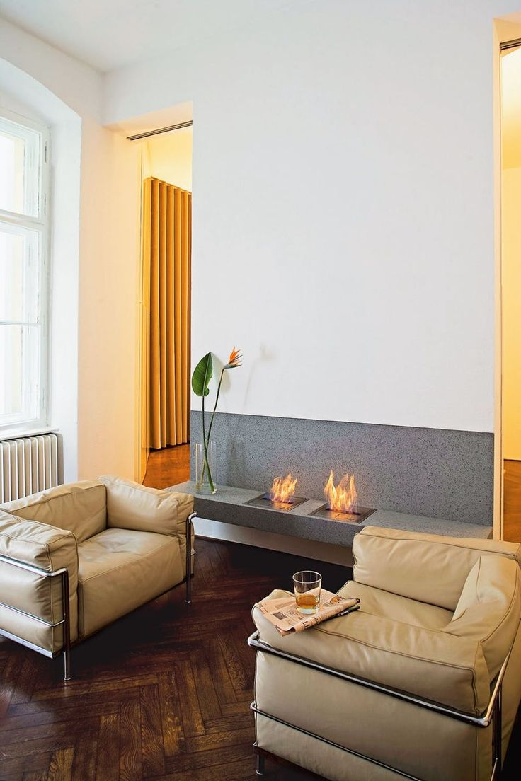 A True Gentleman Room For Relaxation. The Australian, Environmentally  Friendly Bioethanol Burners Do Not