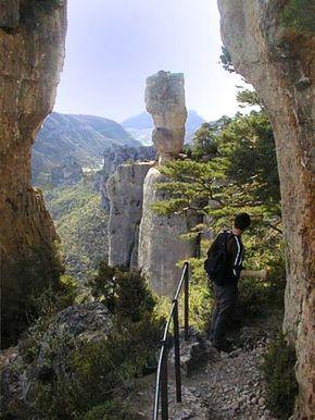 Vallées du Tarn et de la Jonte (Lozère)