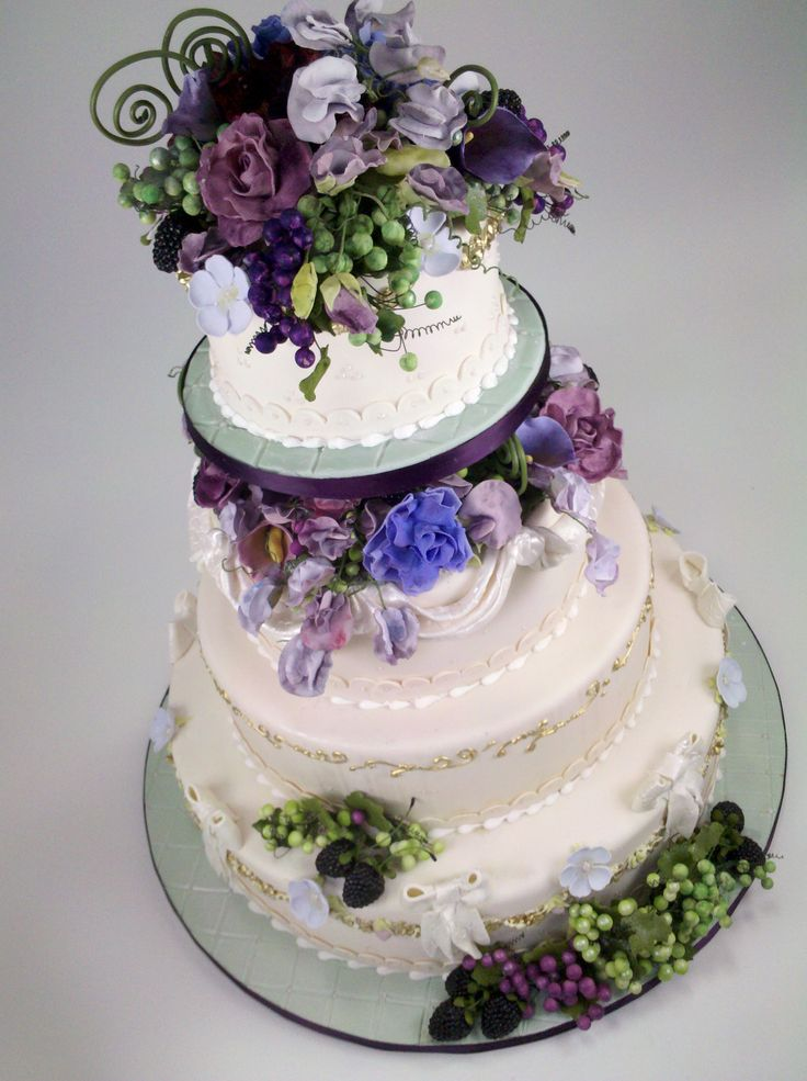 Cake Artist Reva : wine country Merci Beaucoup Cakes Pinterest Cakes ...