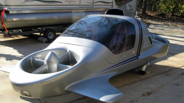 Gambar Teknologi Canggih - Flying Car 2