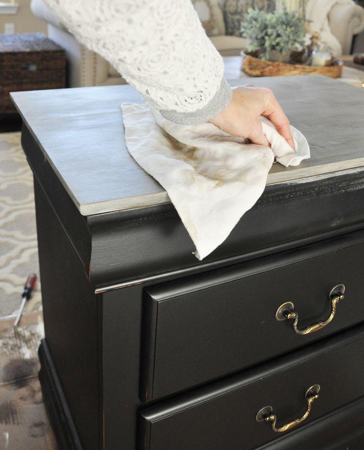 best 25 chalk paint tutorial ideas on pinterest chalk paint furniture annie sloan chalk. Black Bedroom Furniture Sets. Home Design Ideas