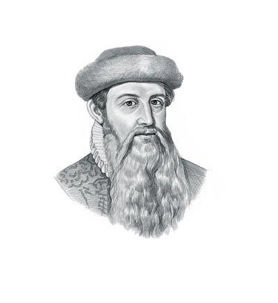 Johannes Gutenberg   Anak