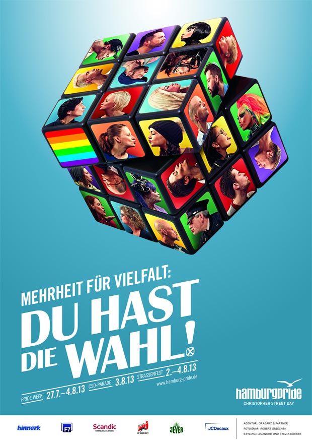 Pride Hamburg 2013 - CSD Hamburg