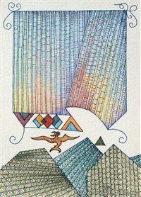 Flight by John Bevan Ford