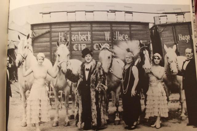 1800's circus