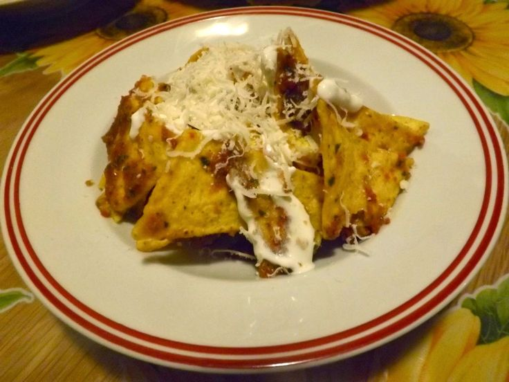 Art & Candy: Chilaquiles