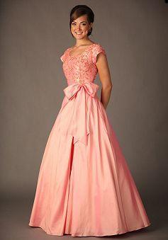 Splendid Elastic Silk Like Satin Square A line Zipper up Prom Gown - Lunadress.co.uk