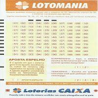 SÓ LOTOMANIA - Resultados - dicas - palpites - esquemas - jogos: Palpites Lotomania 1764 acumulada R$ 5,5 milhões