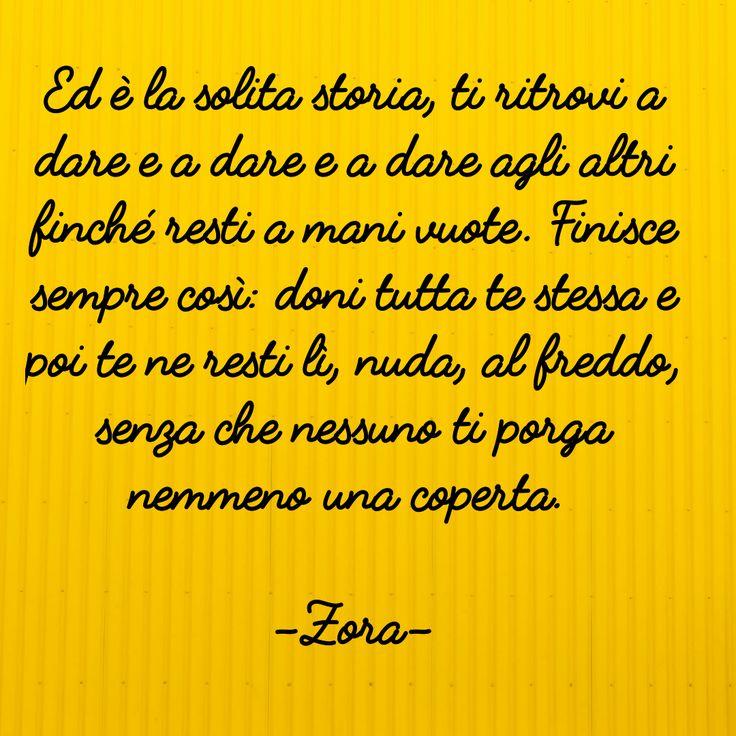 generosità.#vita #frasi #citazioni #poesie #pensieri #scrittura #parole #citazioni #zorapoetrywww.facebook.com/zorapoetry/www.instagram.com/zorapoetry/