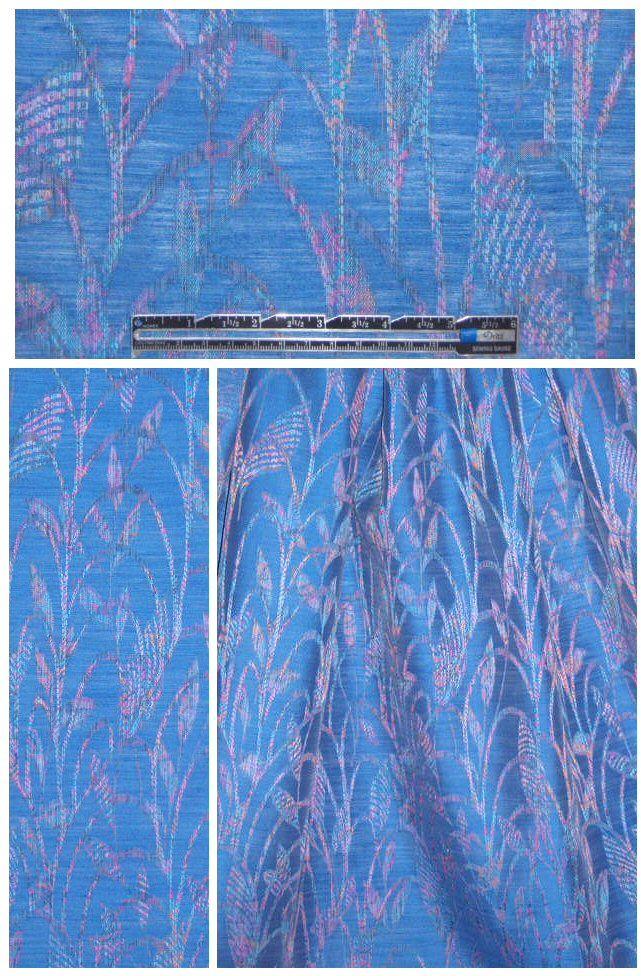 linen & hemp jacquard....from EmmaOneSock.com