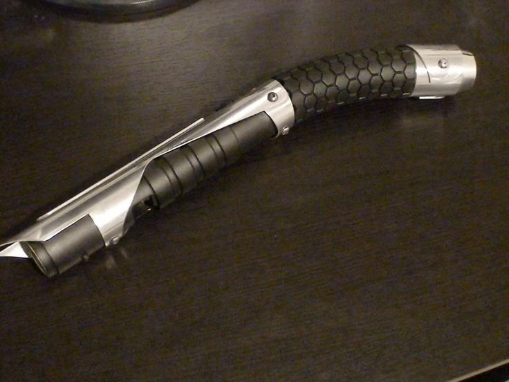 FA - JSS Curved Sith Lightsaber - page 1 - Lightsabers - FX-Sabers.com