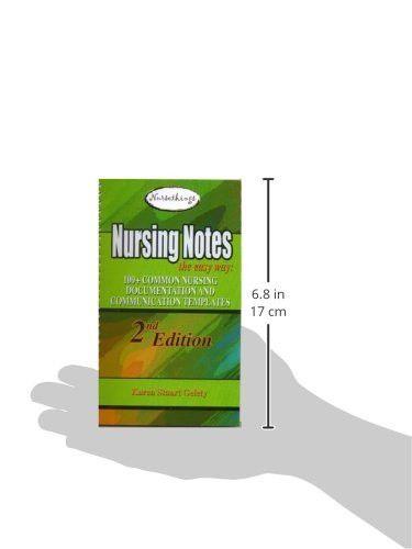 nursing notes the easy way pdf
