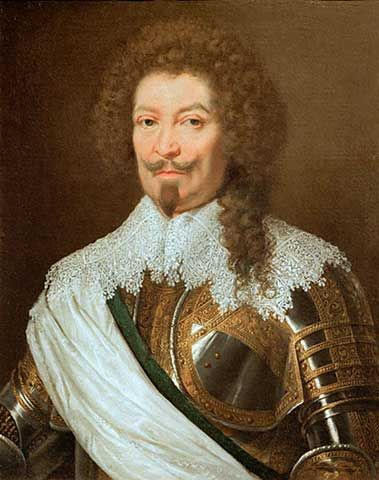 Charles de Lorraine, 4th Duke of Guise (2 August 1571 – 30 September 1640) was the son of Henry I, Duke of Guise and Catherine of Cleves.