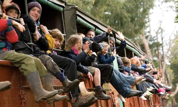 Dandenongs: Puffing Billy Tour 1