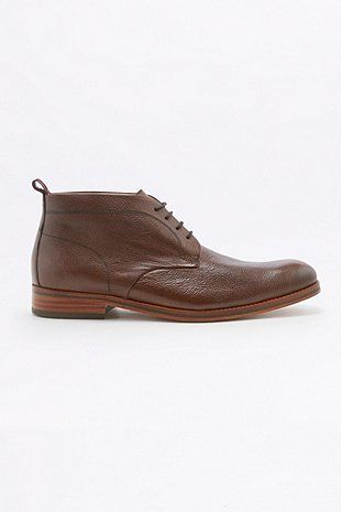 H by Hudson Lenin Brown Chukka Boots