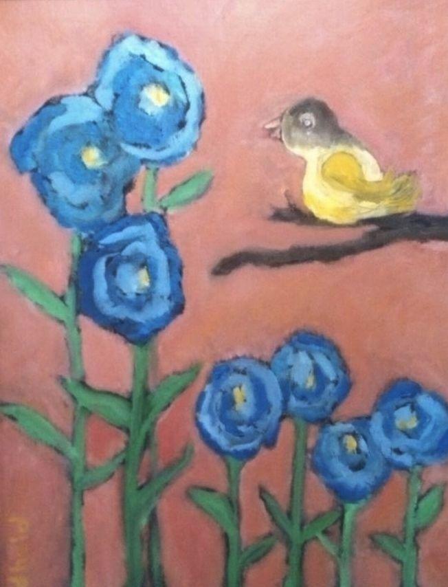 Chimayo Gallery Painting