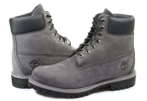 Timberland Boty - 6 In Premium Boot - 6609A-GRY