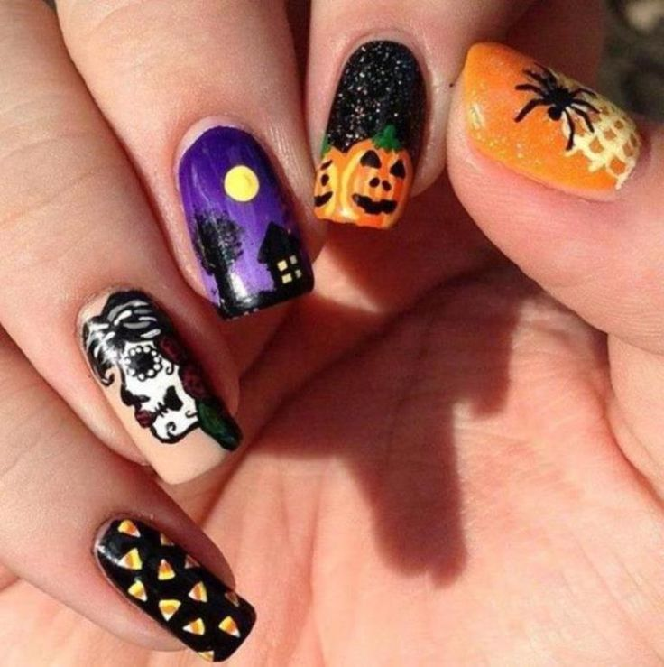 Creative Nails Designs