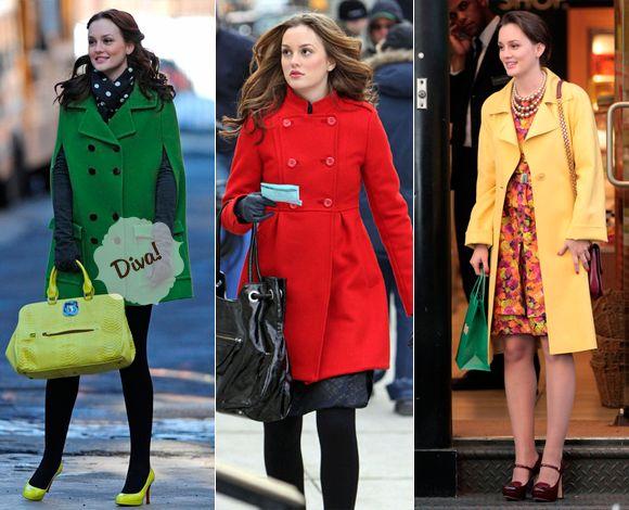 Blair Waldorf Coats | Winter Fashion | Pinterest | Coats