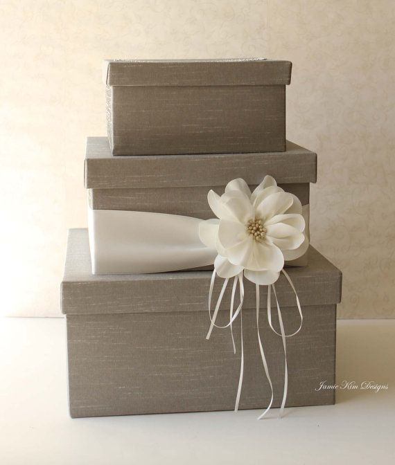 Wedding Card Box Wedding Money Box Gift Card Box - Custom Made & Best 25+ Wedding money boxes ideas on Pinterest | DIY wedding ... Aboutintivar.Com