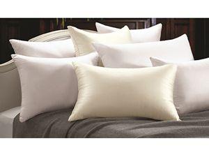 cuddledown batiste 800 fill power european white goose down pillow