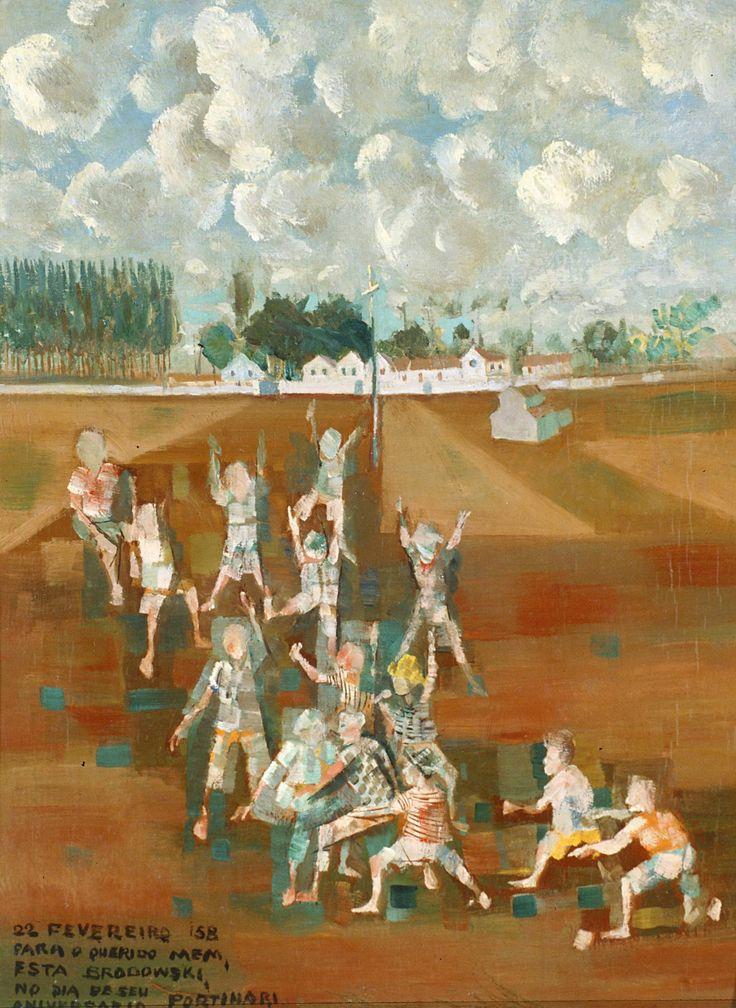 Portal Portinari - Futebol - 1958